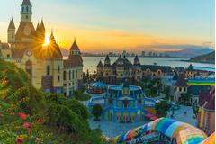 Top 11 công viên vui chơi lớn nhất ở Việt Nam