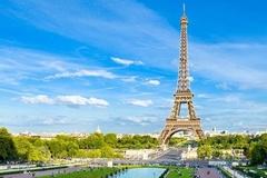 Top 12 địa điểm du lịch đẹp nhất tại Paris