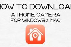 Hướng dẫn Download AtHome Camera cho PC bản mới nhất